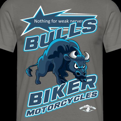 Bulls Biker