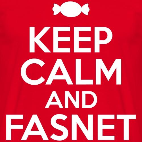 KEEP CALM AND FASNET
