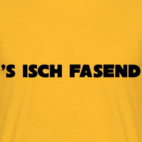 s isch ***FASEND***