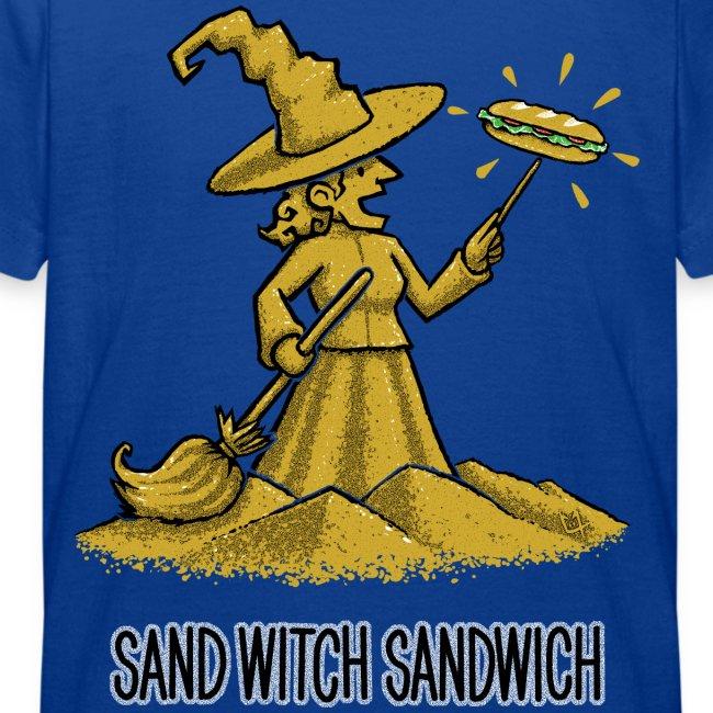 Sand Witch Sandwich V2