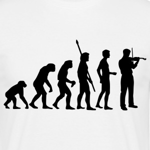evolution_geiger_b T-Shirts - Men's T-Shirt