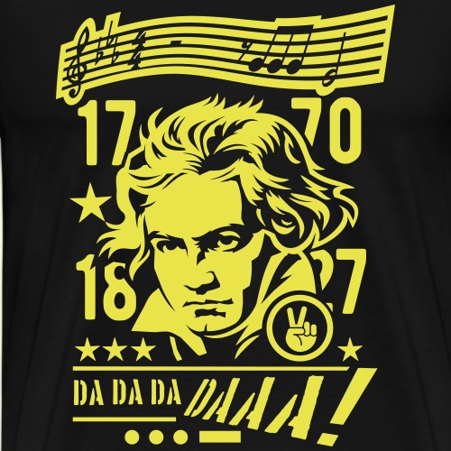Beethoven T-Shirt Beethovens Fünfte