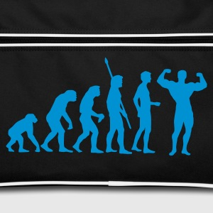 evolution_bodybuilding Tassen - Retro-tas