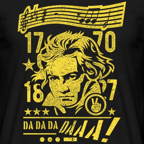 Beethoven T-Shirt - great gift idea