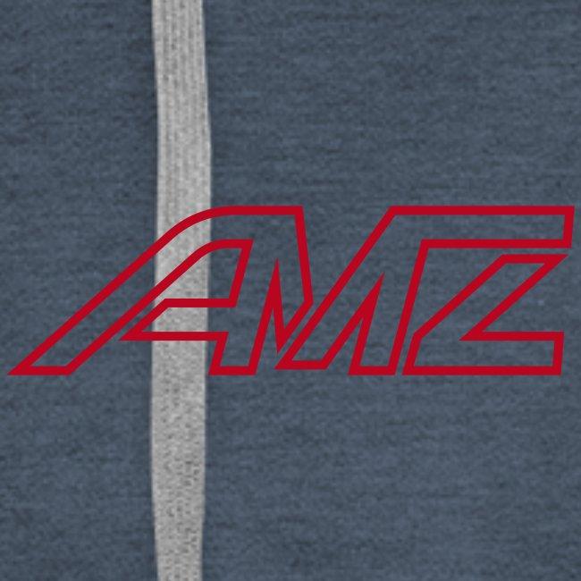 AMZ 2018 eiger Hoodie Zip grey