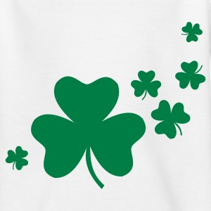 Shamrocks - Teenage T-shirt