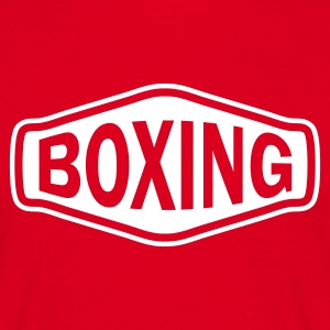 Boxing Boxen T-Shirts - Men's T-Shirt