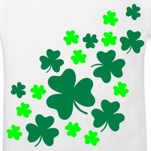Shamrocks - Kids' Organic T-shirt