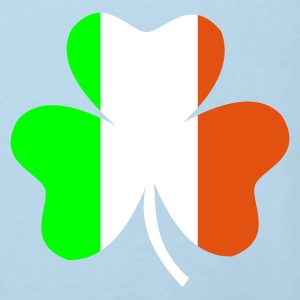 Ireland - Shamrock - Kids' Organic T-shirt