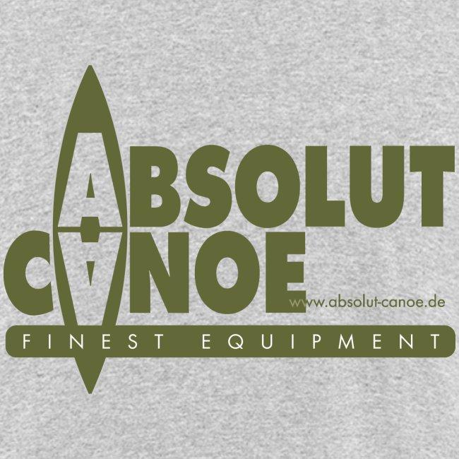 absolut canoe Männer Bio-T-Shirt