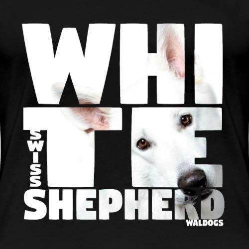 NASSU White Shepherd