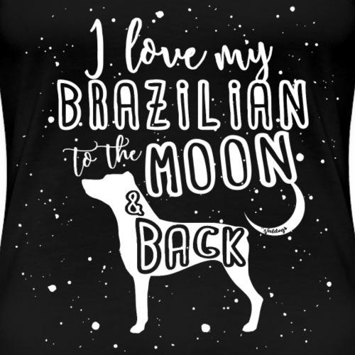 Brazilian Terrier Moon 2