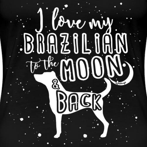 Brazilian Terrier Moon
