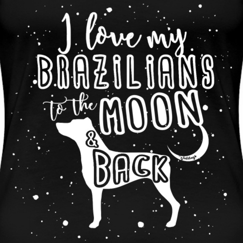 Brazilian Terrier Moon 3