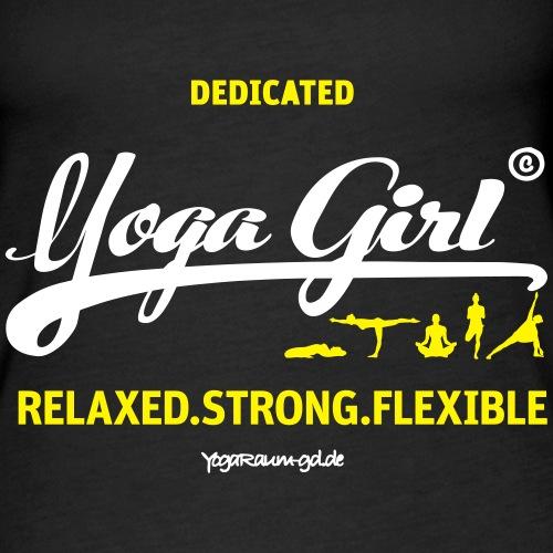 YR T-Shirt YogaGirl