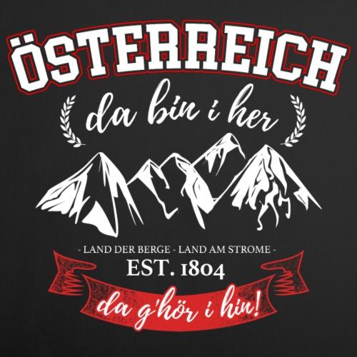 ÖSTERREICH - DA BIN I HER