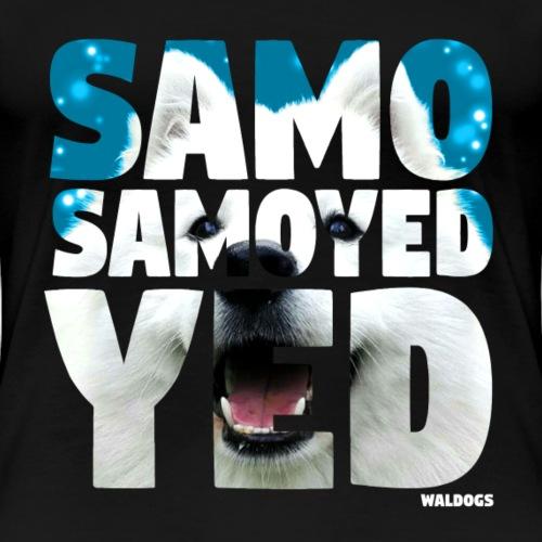 NASSU Samoyed Blue