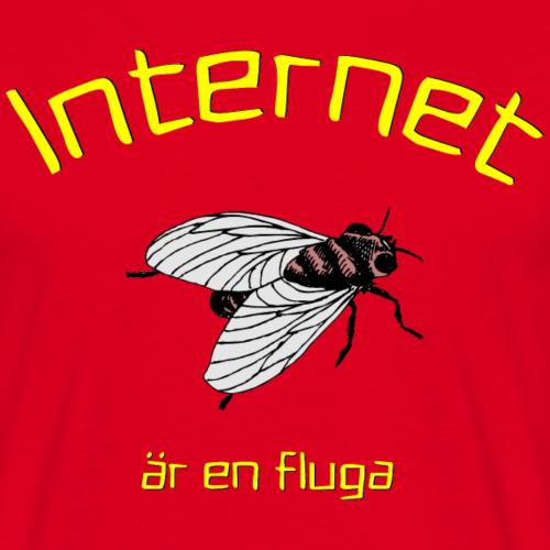 Internet är en fluga