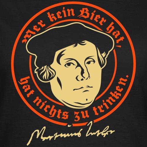 Zitat Martin Luther über Bier