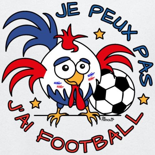 Coq Gaulois, Je Peux Pas, J'ai Football