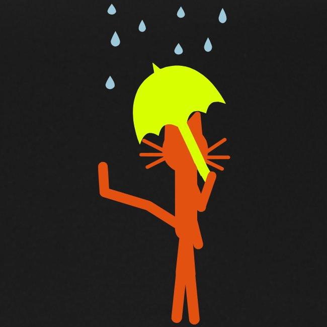 Regenschirm Katze Kittycat