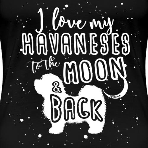 Havanese Moon