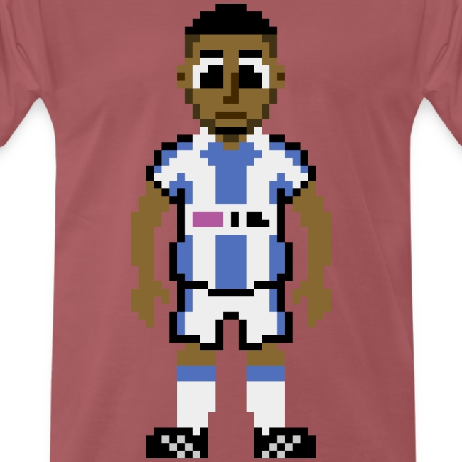 Nahki Wells Pixel Art T-shirt