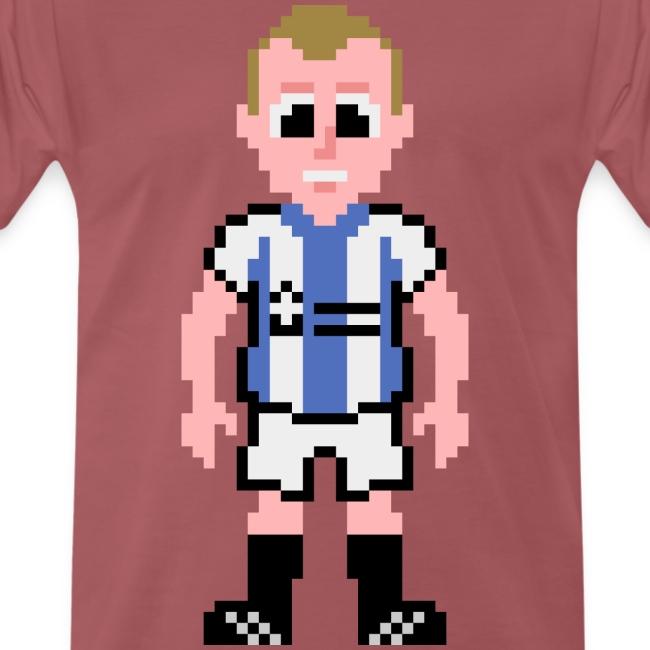 Jordan Rhodes Pixel Art T-shirt