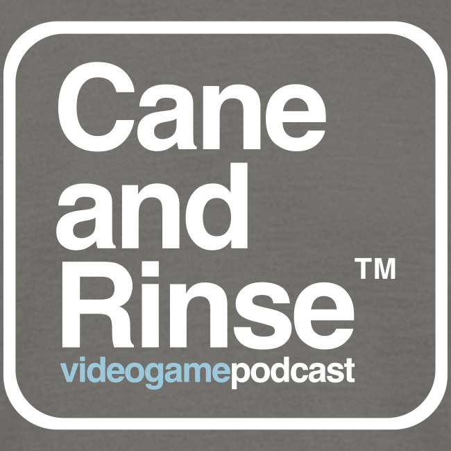 Graphite Grey Cane and Rinse boxed logo
