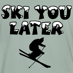 Ski You Later Schi und Wintersport Design