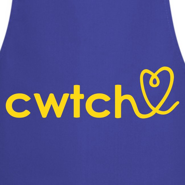 Home is where the cwtch is... try our new Apron....