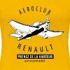 T-shirt femme (jaune) - T-shirt Premium Femme