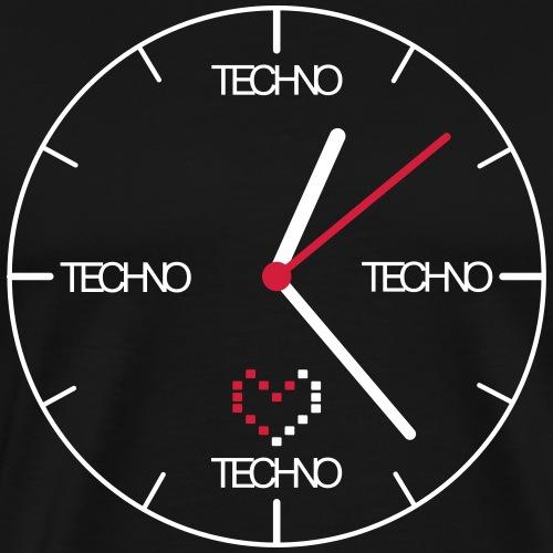 Techno Uhr 2f Herz1