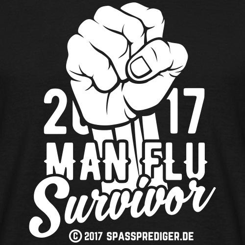 2017 Man Flu Survivor