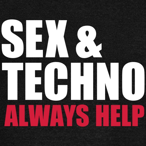 Sex & Techno always help