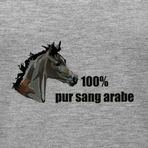 pur sang arabe