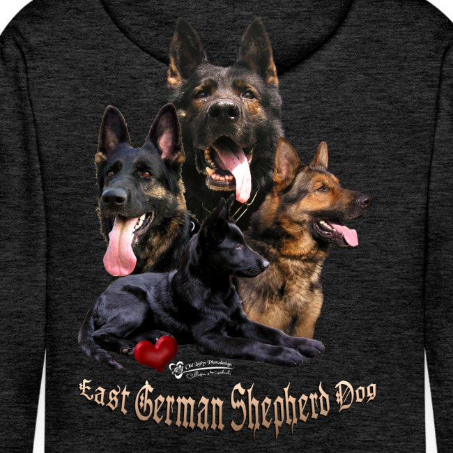 DDR Schäferhunde