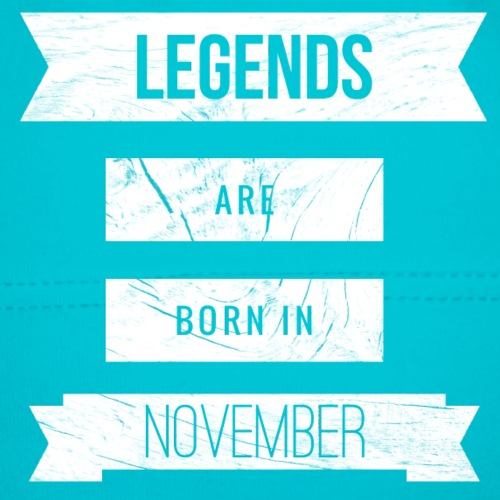 Legends born in november