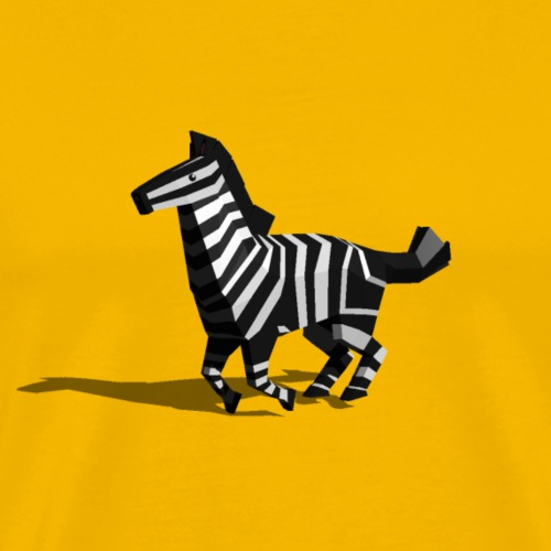 Running Poly Zebra