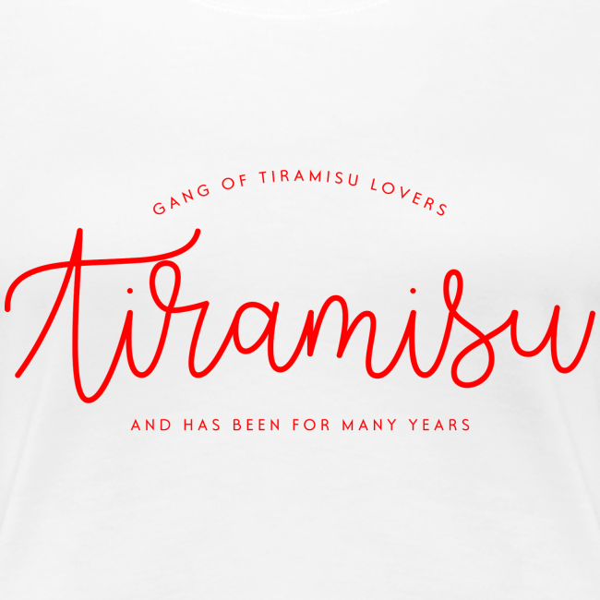 Tiramisu - Girl