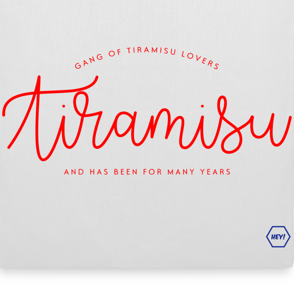 Tiramisu - Tote Bag