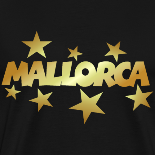Mallorca Gold mit Sternen