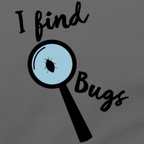 Nerd Spruch I find bugs