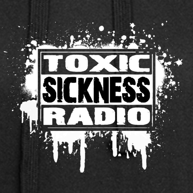 NEW Ladies Toxic Sickness Hoodie Dress
