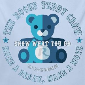 The Rocks Teddy Crew - Blue
