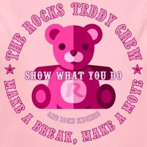 The Rocks Teddy Crew - Pink