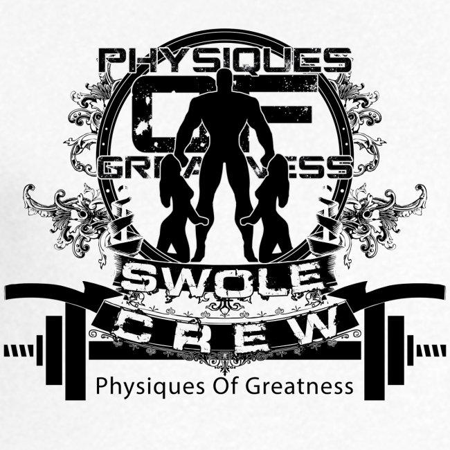 Swole Crew v2 Vneck
