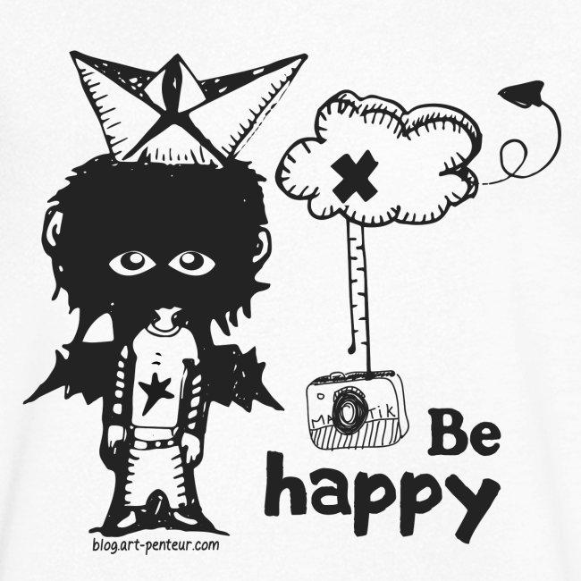 Be Happy - Man
