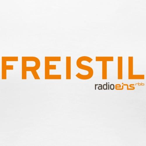 radioeins Freistil orange