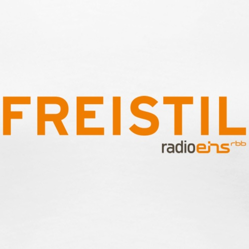 radioeins Freistil orange